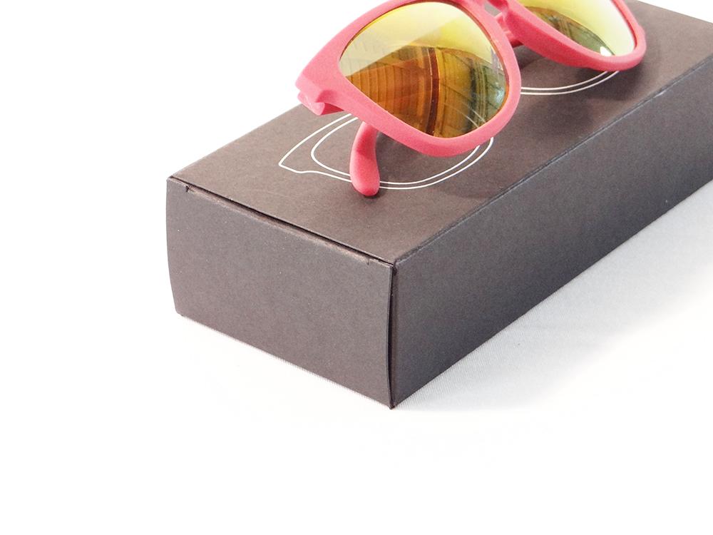 scatola occhiali