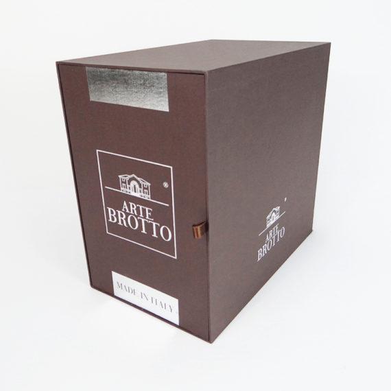 BOX RIVESTITO CON IMITLIN TESTA DI MORO (1)
