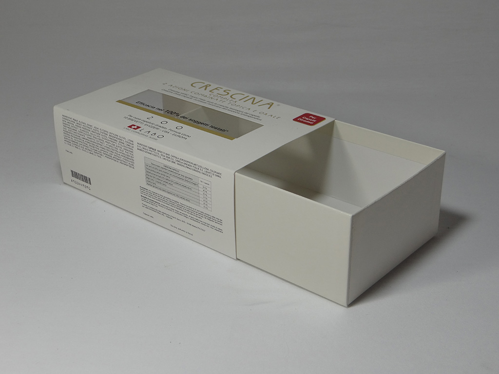 scatola per cosmetica