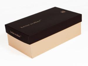 scatola economica per calzature