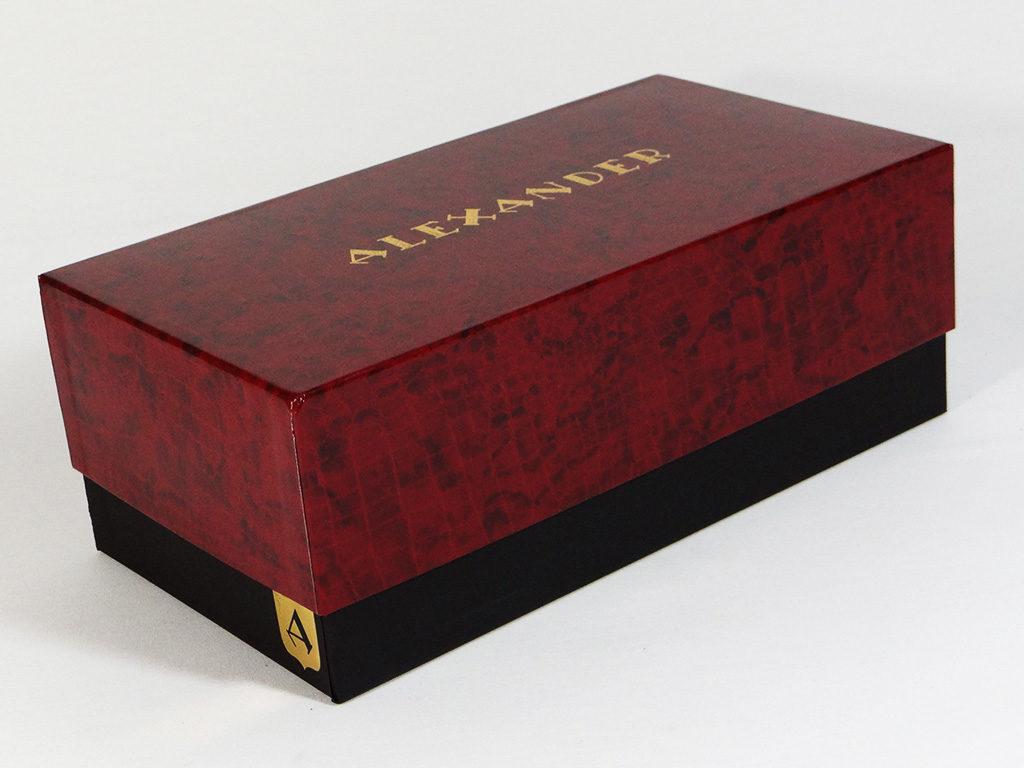 scatola per calzature