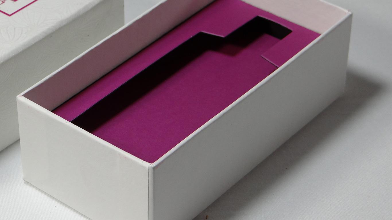 scatola per profumo